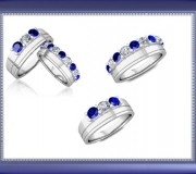 Matching Wedding Ring-My Love Wedding Ring
